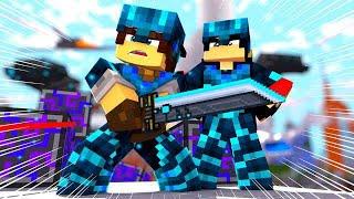 Minecraft: MLG PVP - LUCKY BLOCK DO FUTURO!