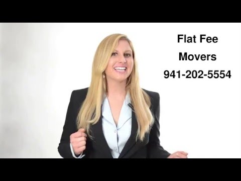 Flat Fee Movers Sarasota Movers | Movers Sarasota