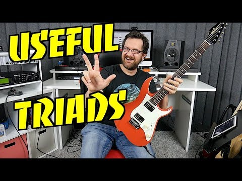 This Triad Guitar Trick Will Change Everything!
