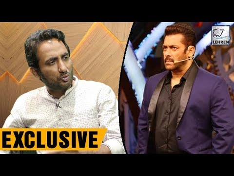Zubair Khan LASHES Out At Salman Khan
