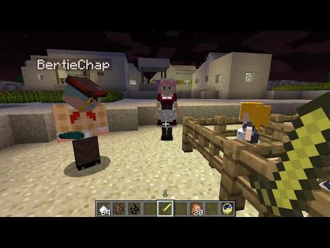 minecraft female villager