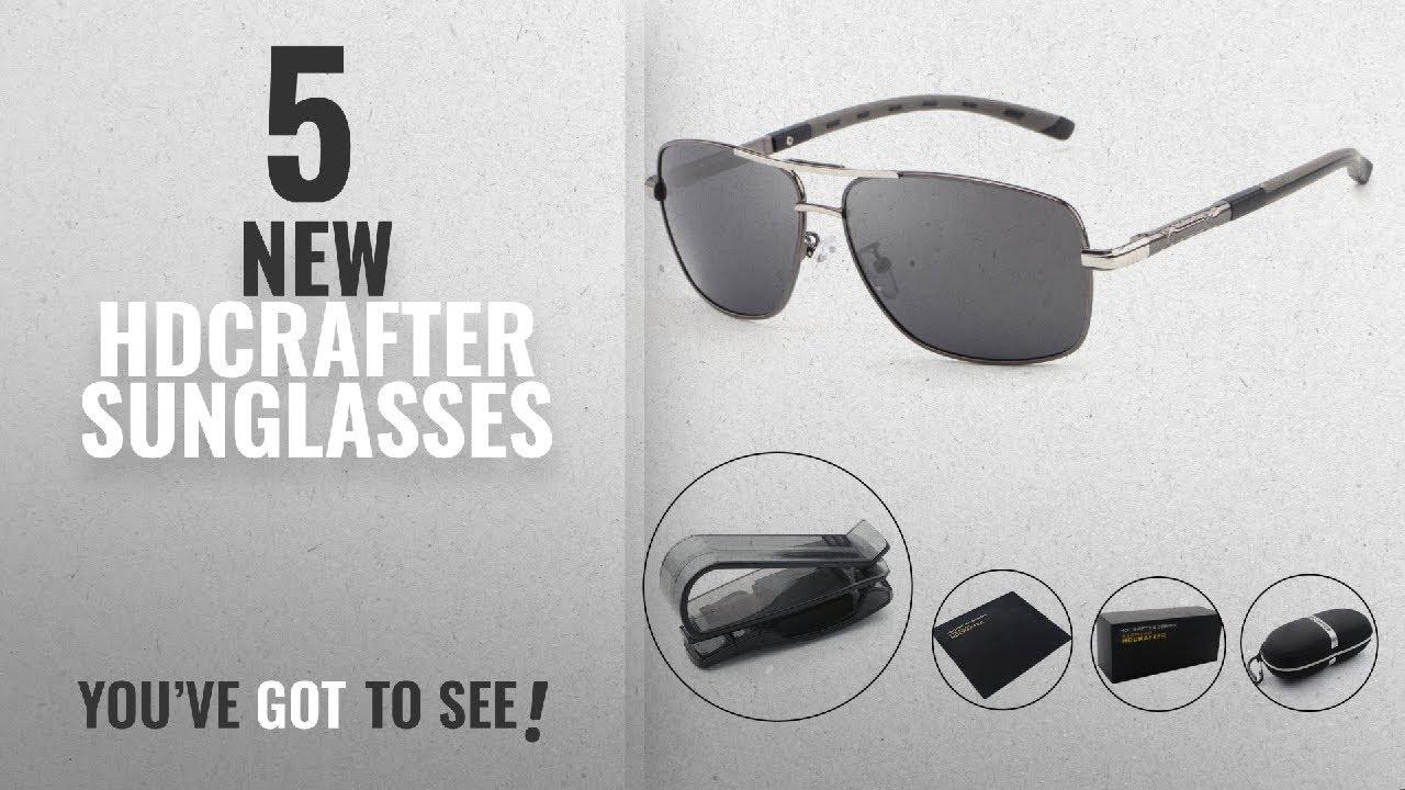 cae702cbb Top 10 Hdcrafter Sunglasses [ Winter 2018 ]: HDCRAFTER Polarized ...