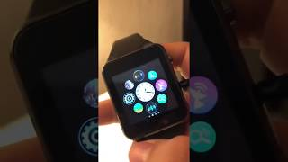 Wzpiss Bluetooth Smartwatch Touchscreen Compatible Samsung Android iPhone iOS Review Amazon