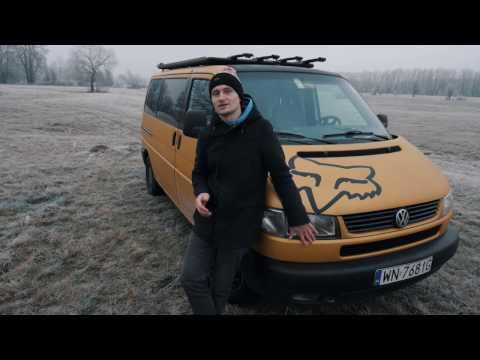 Na LPG przez Europę. Co warto wiedzieć. VW Transporter T4