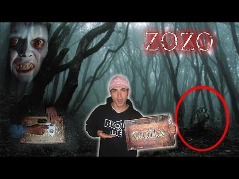 Thumbnail: OUIJA BOARD IN HAUNTED FOREST // FIGHTING BACK AT ZOZO ( HE GOT POSSESSED )