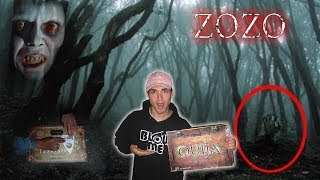 OUIJA BOARD IN HAUNTED FOREST // FIGHTING BACK AT ZOZO ( HE GOT POSSESSED )