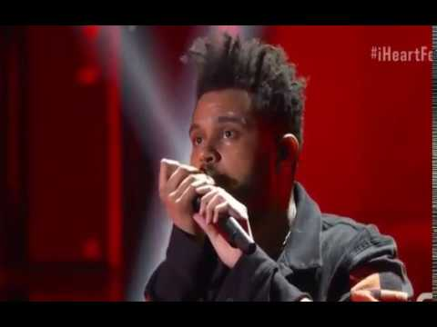 The Weeknd Performs Party Monster iHeartRadio Music Festival 2017 + download