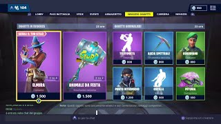 FORTNITE SHOP 15 JANUARY - CASTORE, RAPACE, GUARDIAN, OSCILLA AND MORE