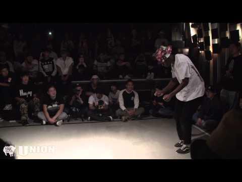 SHAADOW vs AYUMI Union Battle Final, Tokyo | YAK FILMS