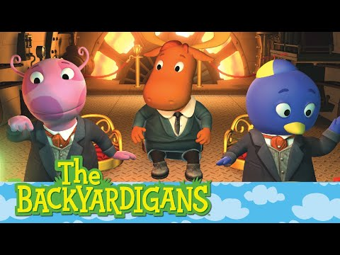 The Backyardigans: To the Center of the Earth - Ep.47