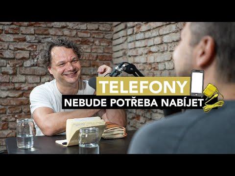 Telefony nebude potřeba nabíjet. Jinak planetu zničíme, říká Petr Rokůsek.