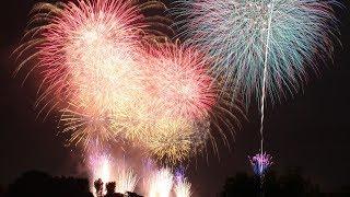 水戸の夏の風物詩「水戸黄門まつり」の開幕を飾る花火大会。 現地で観ら...