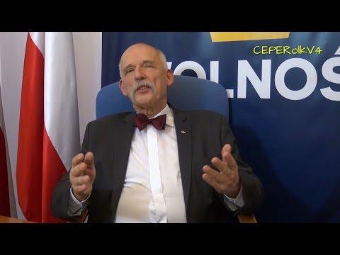 Niepełnosprawni vs finansowane z budżetu instytucje, które mają im pomagać - Janusz Korwin-Mikke