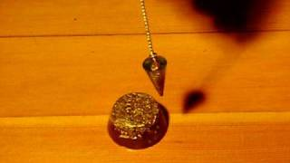 Use a Pendulum to Test Orgonite