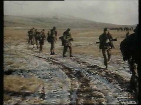 Argentine Surrender Falklands War 1982