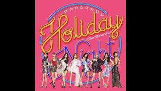 【吐司邊空耳】少女時代 SNSD Girls' Generation Holiday 空耳 學習