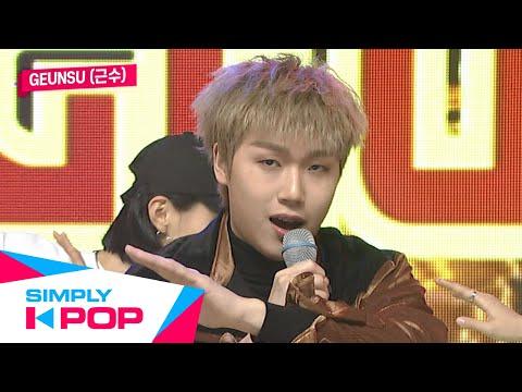 Simply K-Pop GEUNSU근수  Money돈  Ep391  120619