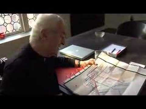 Massimo Vignelli 1972 Nyc Subway Map.Massimo Vignelli And His 1972 Ny Subway Map