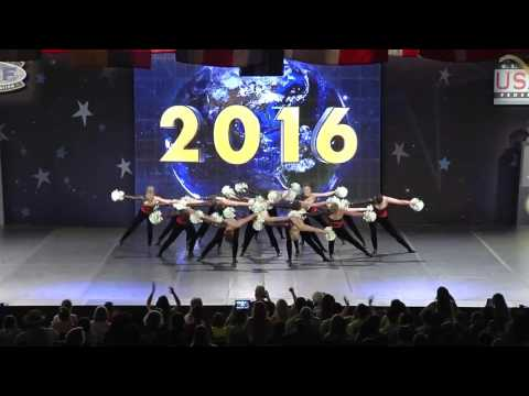 Gold Star (Scotland) - Galaxy [2016 Open Pom Finals]
