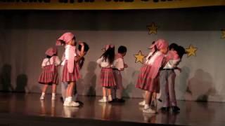 Itik itik  by OLM Kindergarten Students (a Filipino Folk Dance)