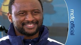 Manchester City: VIEIRA PREVIEWS SCHALKE | UEFA Youth League Last 16