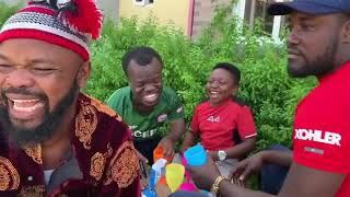 Oga Landlord And Tenants In Laughter Galore (Nedu Wazobia Fm - Alhaji Musa)