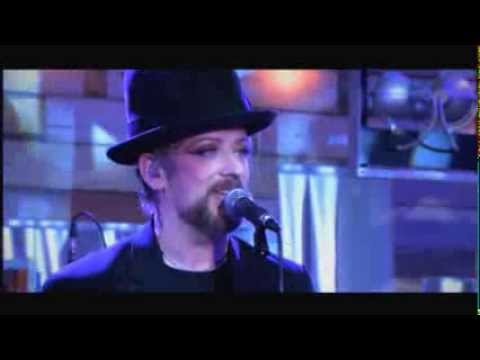 BOY GEORGE - C A VOUS - France 5 - king of everything