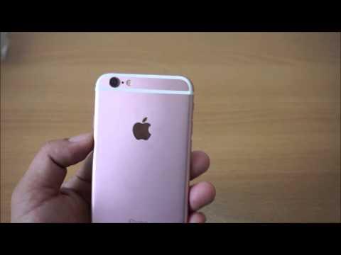 Unboxing iPhone 6s 16 GB แกะกล่อง ไอโฟน หก เอส เครื่องศูนย์ไทย (true ) [TH]