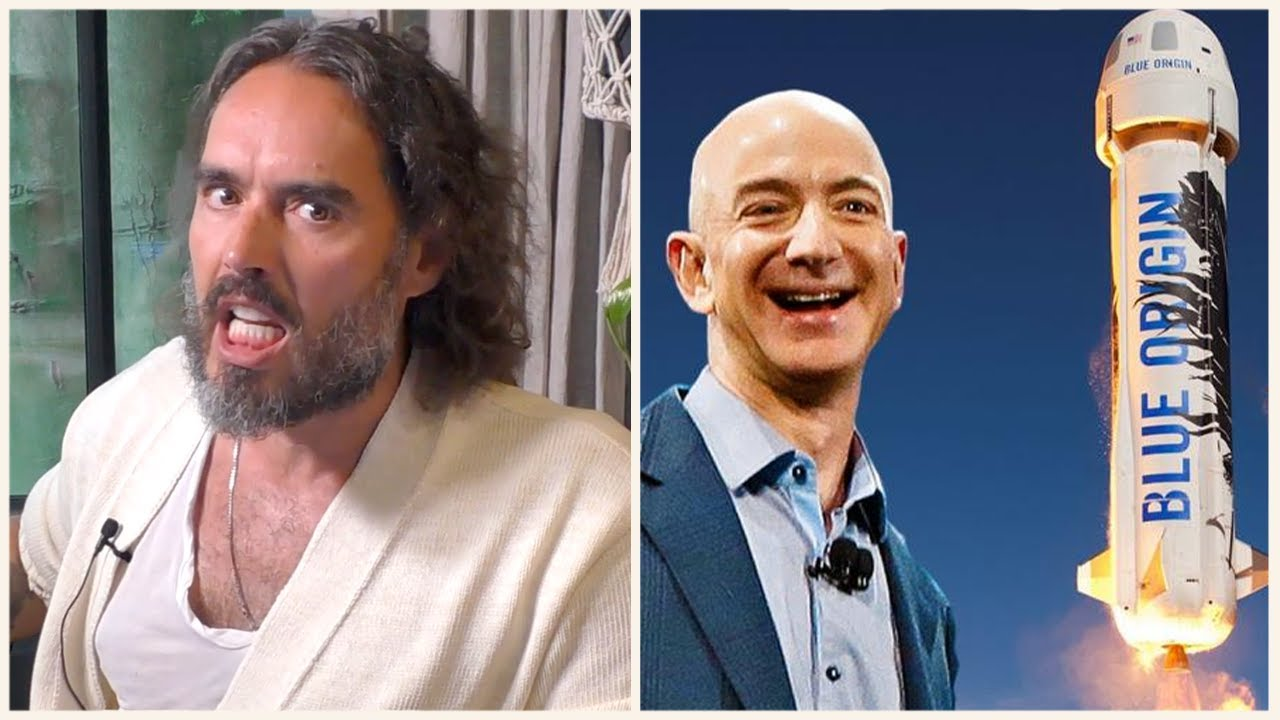Jeff Bezos Is Going To Space - Using BILLIONS Of YOUR Money!