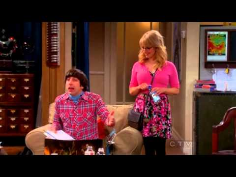 Howard Wolowitz S Impressions Of Nicolas Cage Al Pacino And Others