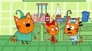 Три кота | Серия 25 | Кулинарное шоу