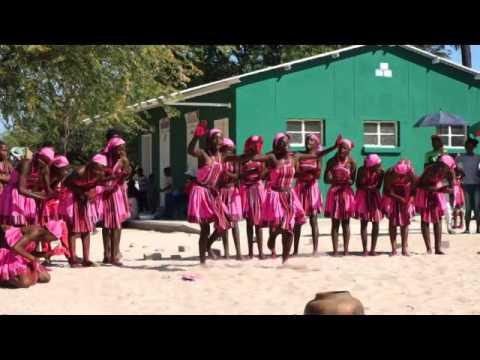 Group 06, Ohangwena Cultural Festival, Ohangwena, Namibia 2014