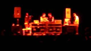 Kostrok (Lurbe und Hosen) @ Arenal Sound Festival 2011