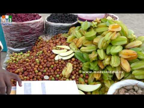 STAR FRUITS | ROADSIDE FRUIT SELLERS IN INDIA  | MUMBAI STREET FOODS