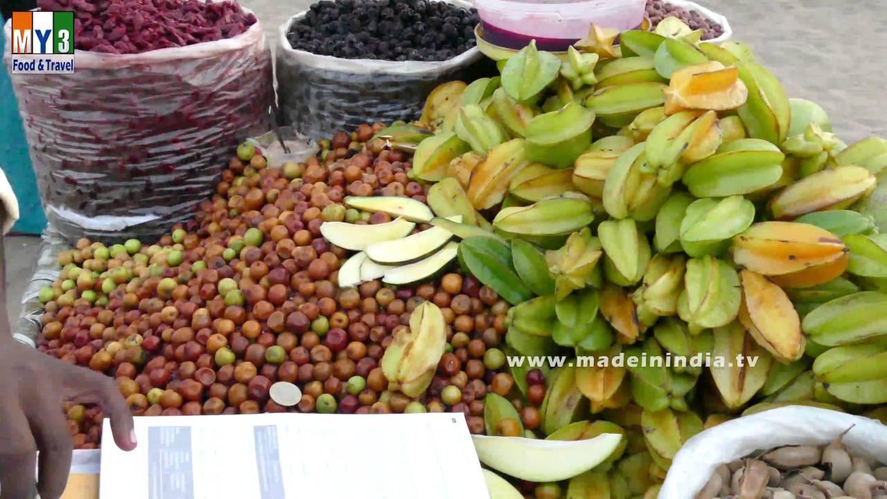 star fruits roadside fruit sellers in india mumbai street