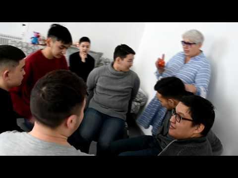 Тренинг на командообразование, сплочение коллектива с представителями команд КВН