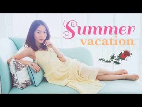 Nghỉ hè ở JW Marriott Phú Quốc + Thời trang Mùa Hè ♡ TRAVEL VLOG