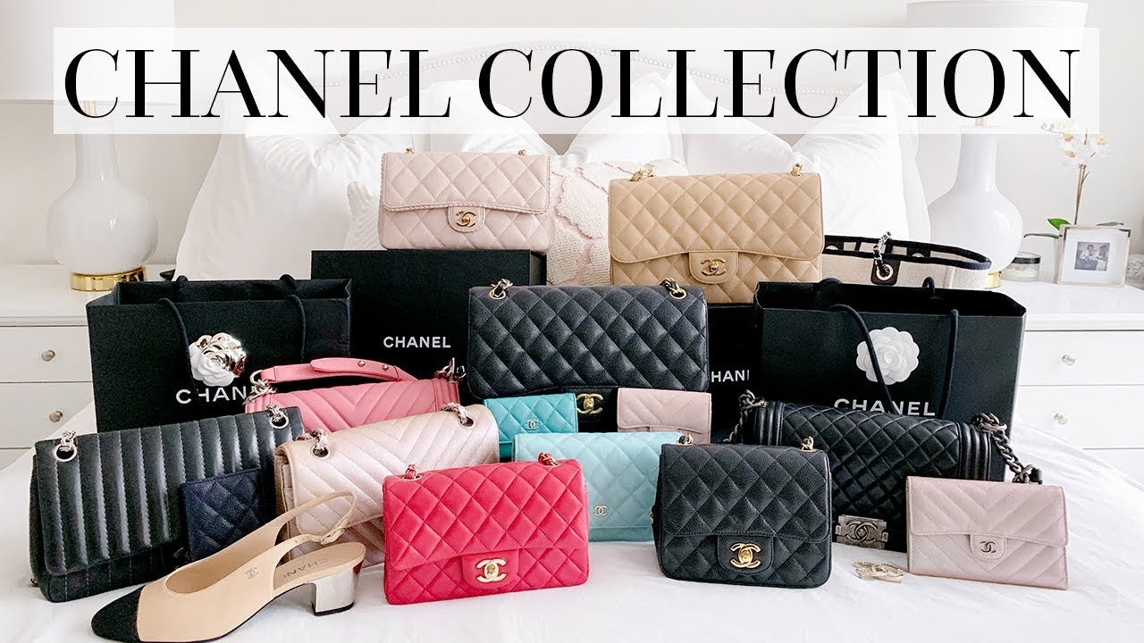 166ab60d7b25 MY CHANEL COLLECTION