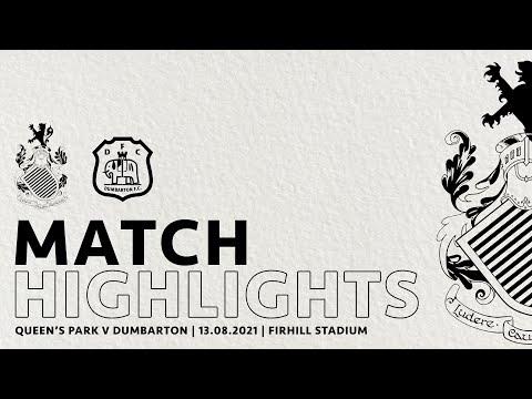 Queens Park Dumbarton Goals And Highlights