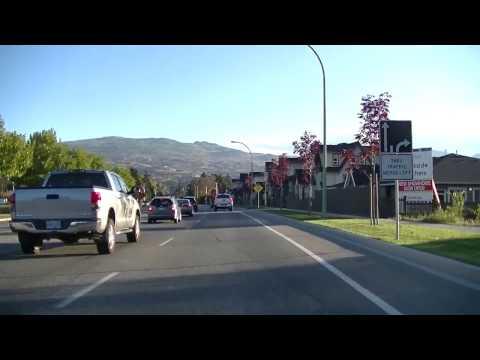 Kelowna City - British Columbia Canada - Life in the Okanagan BC