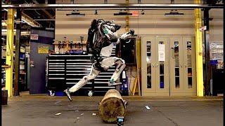 Boston Dynamics amazing robots Atlas and Handle