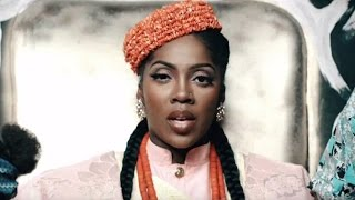 Смотреть клип Tiwa Savage Ft. Dr. Sid - If I Start To Talk