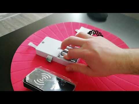 Видео как работает электромагнитный замок
