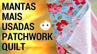 MANTAS MAIS USADAS/PROCURADAS E EXEMPLOS DE USO