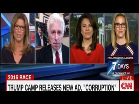 Patti Solis Doyle CNN Election 2016 Reel P2