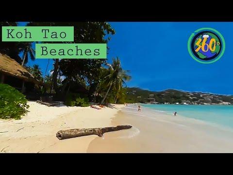 Best Beaches in Koh Tao, Thailand | Thailand Island | 360 Travel Stories