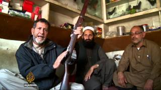 Gun sales boom in Pakistan arms bazaar