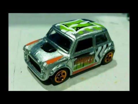 Hot Wheels Mini