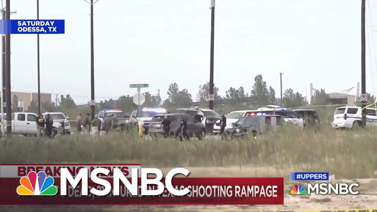 Shooting Witness: The Shots Were So Close To Me | MSNBC