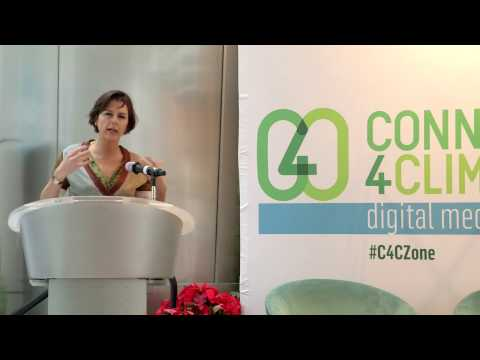 Flavia Rosembuj: Green Bonds and Other Financial Instruments for Environment #C4CZone